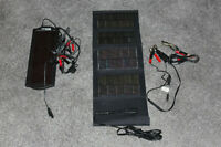 Solar battery chargers (Two)