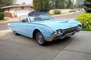 1962 Thunderbird Convertible