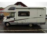 Swift Sundance 590 RS 5 Berth Motorhome for sale