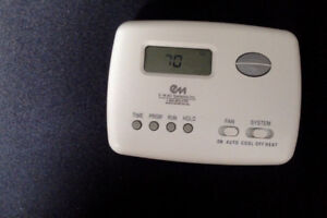 White-Rodgers 1F78 5/2 Day Programmable Thermostat