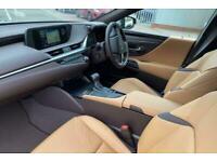 2021 Lexus ES SALOON 300h 2.5 4dr CVT Auto Saloon Petrol/Electric Hybrid Automat