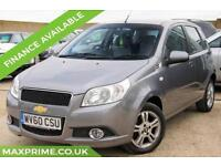2010 60 CHEVROLET AVEO 1.4 LT AUTOMATIC FULL SERVICE HISTORY