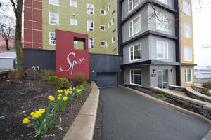 Downtown Halifax Top Floor Condo For Rent! Spice Condos