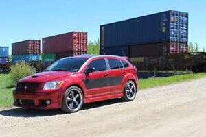 Dodge Caliber SRT4 Turbocharged!