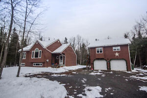 HOME ON 2 ACRES OF PRIVATE LAND WITH INCOME POTENTIAL!