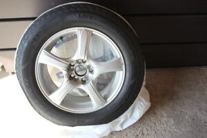 Almost FREE 2011 - 2018 Toyota Sienna Winter Tires 215/65R 17