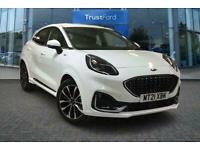 2021 Ford Puma 1.0 EcoBoost 125ps ST-Line Vignale 5dr 7Spd Auto ONE OWNER WITH J