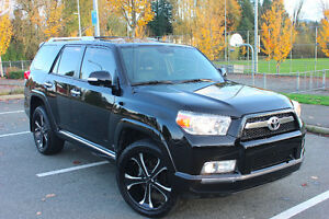 "2013 Toyota 4Runner Limited 22"" Wheels 4x4 7 Seater"