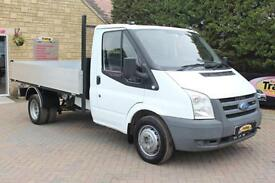 2012 FORD TRANSIT 350 TDCI 125 RWD SINGLE CAB ALLOY TIPPER TIPPER DIESEL