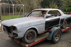 Rare 1964 1/2 Mustang Parts for sale