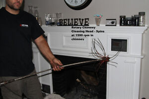 Chimney Cleaning / Sweep Service - BBB A+ London Ontario image 7
