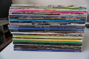 Somerset Studio Magazines - 29 issues from 1997 - 2001