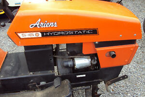 ariens 5-16 tractor 3 point hitch