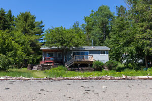 Waterfront property with spectacular views near St Andrews NB