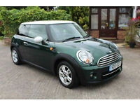2013 Mini 1.6TD Cooper D Hatch 112 BHP 13 Reg