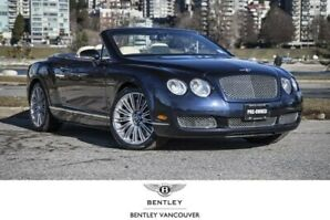 2008 Bentley Continental GT (560) *Low KM - Accident Free!