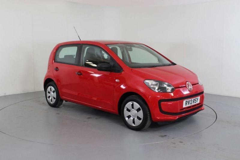 2013 13 VOLKSWAGEN UP 1.0 TAKE UP 5D 59 BHP