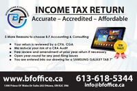 INCOME TAX RETURN FROM 25$