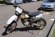1996 Honda XR400r in excellent running condition Chatswood Willoughby Area Preview