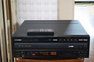 Pioneer Laser Disc Player CLD-M90