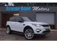 2015 15 LAND ROVER DISCOVERY SPORT 2.2 SD4 HSE 5D AUTO 190 BHP DIESEL