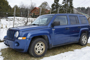2009 Jeep Patriot Limited Edition