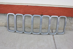 2006 Jeep Liberty chrome grille insert