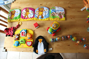 Lot 2 of Baby Toys Gender Neutral all in great shape as shown