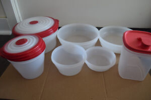 Containers- Tupperware 100% New