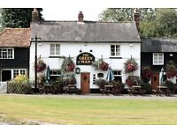 Chef de Partie and Commis Chef Required at The Green Man, Hodsoll Street, Kent