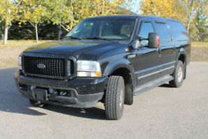 2004 Ford Excursion Ltd 6.0L Turbo Diesel
