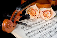 Classical Violin Duet for Weddings
