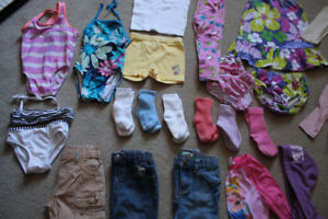 2t summer clothing