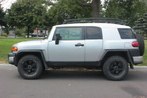 2007 Toyota FJ Cruiser Offroad & C Package