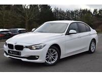 2013 63 BMW 3 SERIES 2.0 320D EFFICIENTDYNAMICS BUSINESS 4D AUTO 161 BHP DIESEL