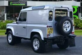 2013 Land Rover Defender Hard Top TDCi [2.2] Hard Top Diesel Manual