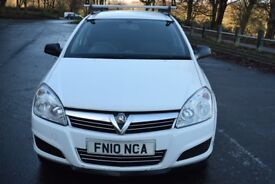 Vauxhall Astra CLUB 1.7CDTi (100PS) (white) 2010