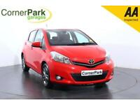 2014 TOYOTA YARIS VVT-I ICON PLUS HATCHBACK PETROL