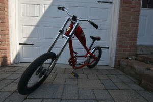 West Coast Chopper Bicycle - SOLD