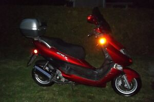 SCOOTER KYMCO 150