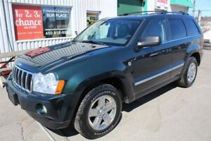 Jeep Grand Cherokee 4dr Limited 2005