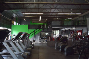 Fitness Centre FOR SALE!