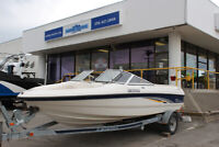 2000 18ft Chapparral SSE 180 Bowrider