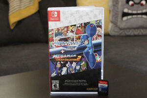 Mega Man Legacy Colletction Nintendo Switch