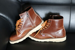 FS: BOY London leather boots size 7-7.5