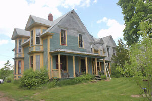 Waterfront! Rental Income! Rich Historic Luxury!