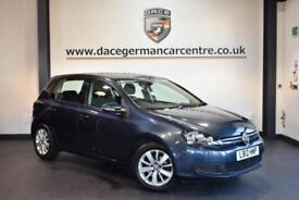 2012 12 VOLKSWAGEN GOLF 1.6 MATCH TDI BLUEMOTION TECHNOLOGY DSG 5DR 103 BHP DIES