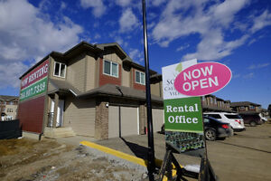 RENTING LAST PHASE!! BRAND NEW TOWNHOME FOR RENT SW EDMONTON