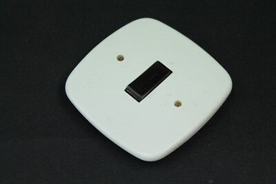 Old Switch Flush Mounted Art Deco Light Switch Toggle Switch Square