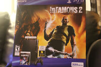 "Playstation 3 ""Infamous Édition"""